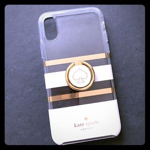 Kate Spade iPhone X ans XS Case